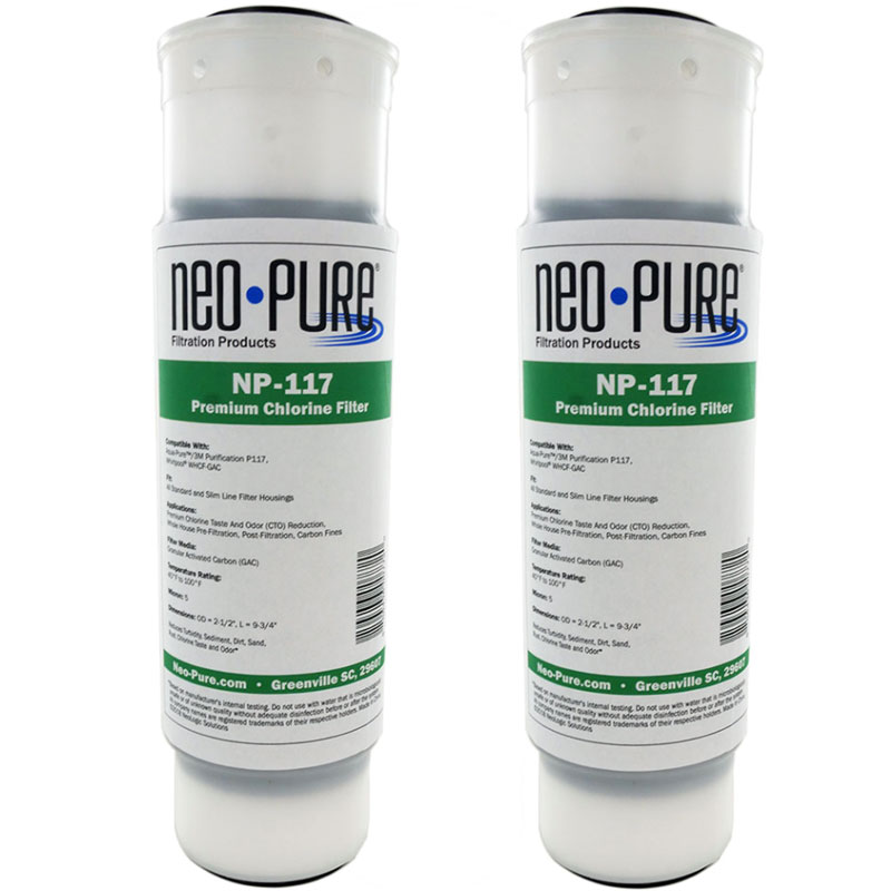 Neo-Pure NP-117 Aqua-Pure Compatible Water Filter AP117