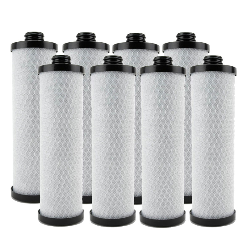 KW1 Water Filter for Built-In RV Water Filtration Sytems, 2-Pack