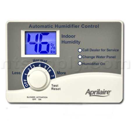 Aprilaire #60 Humidistat With Blower Activation