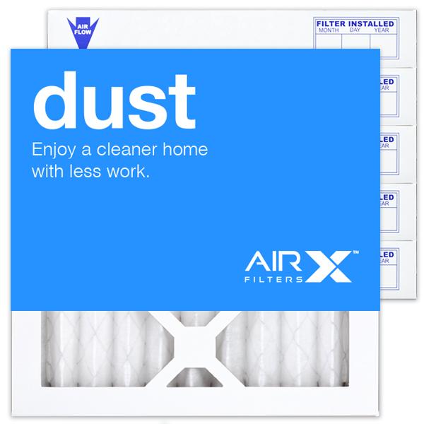 10x10x2 AIRx DUST Air Filter - MERV 8