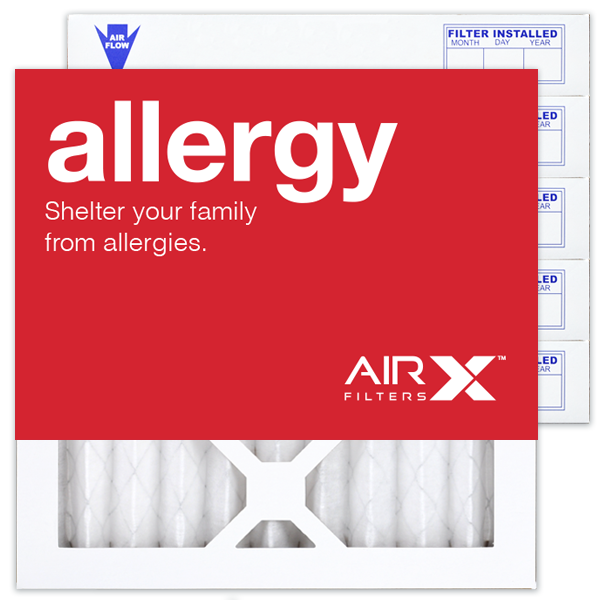 10x10x2 AIRx ALLERGY Air Filter - MERV 11