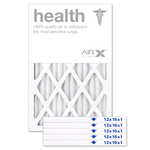 12x16x1 AIRx HEALTH Air Filter - MERV 13
