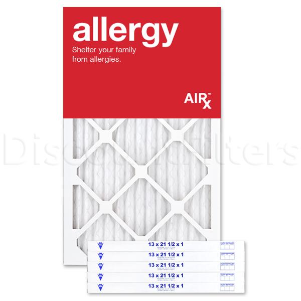 MERV 11 for Bryant/Carrierr-13x21.5x1- Allergy Reduction