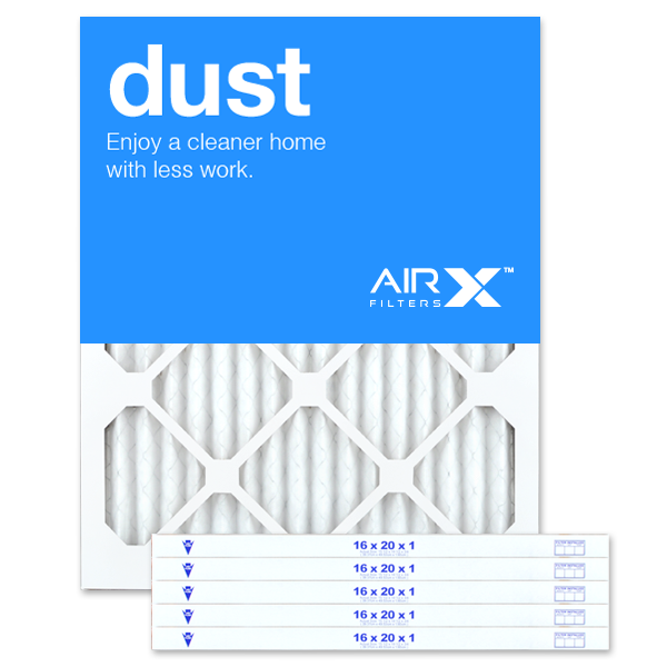16x20x1 AIRx DUST Air Filter   MERV 8. AIRx 16x20x1 DUST   Air Filters   Home Filters   DiscountFilters com