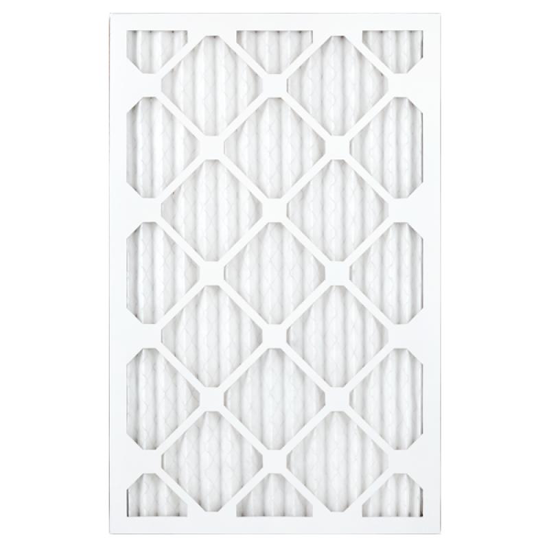 16x25x1 air filters merv 8 dust