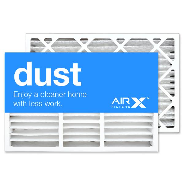 16x25x5 AIRx DUST Replacement for Lennox X6670 Air Filter - MERV 8