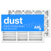 Replacement For Honeywell Filter-16x25-MERV 8, 2-Pack- Dust Reducing