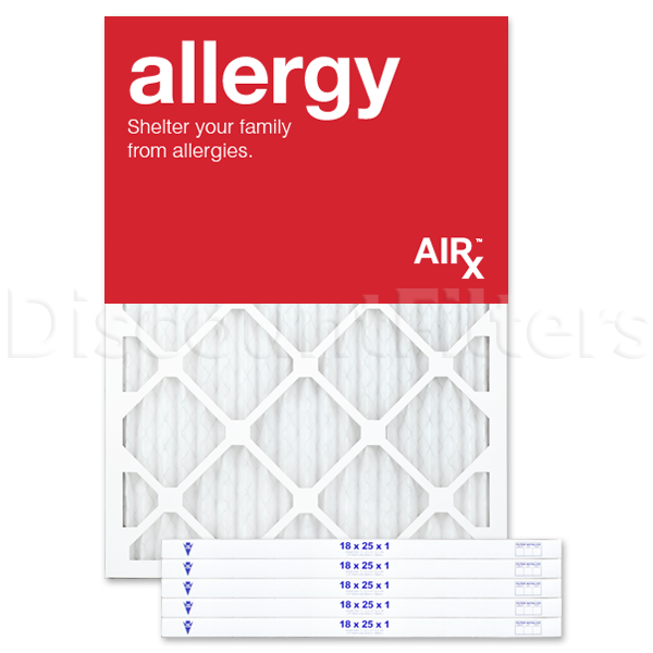 "18"" X 30"" X 1"" MERV 11 Pleated Filter- Allergy Reduction"