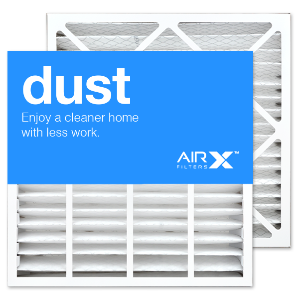19x20x4 AIRx DUST Bryant/Carrier FILXXFNC-0021 Replacement Air Filter - MERV 8