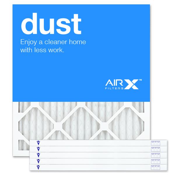 19x21x1 AIRx DUST Air Filter - MERV 8