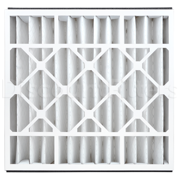 """20 x 20 x 5"""" MERV 8 Replacement Filter for Skuttle Media #000-0448-003, Single Filter"""