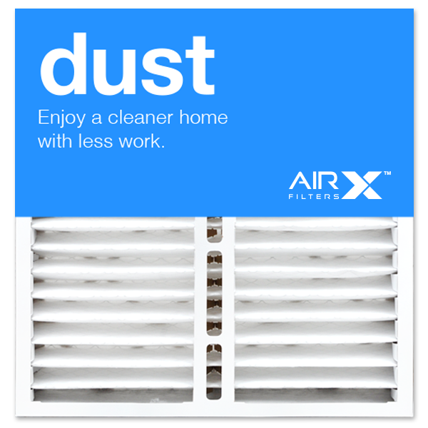 20x20x5 AIRx DUST Honeywell FC100A1011 Replacement Air Filter - MERV 8