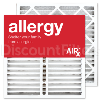 Replacement For Honeywell Filter-20x20- MERV 11, 2-Pack- Allergy Reducing
