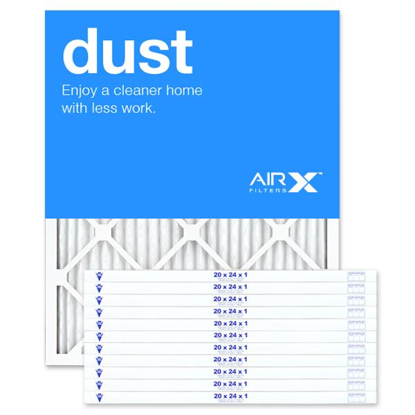 20 X 24 X 1 Air Filter 20 X 24 X 1 Pleated Air Filter