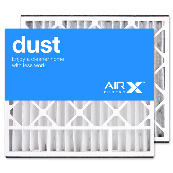 20x25x5 AIRx DUST ReservePro 4501 Replacement Air Filter - MERV 8