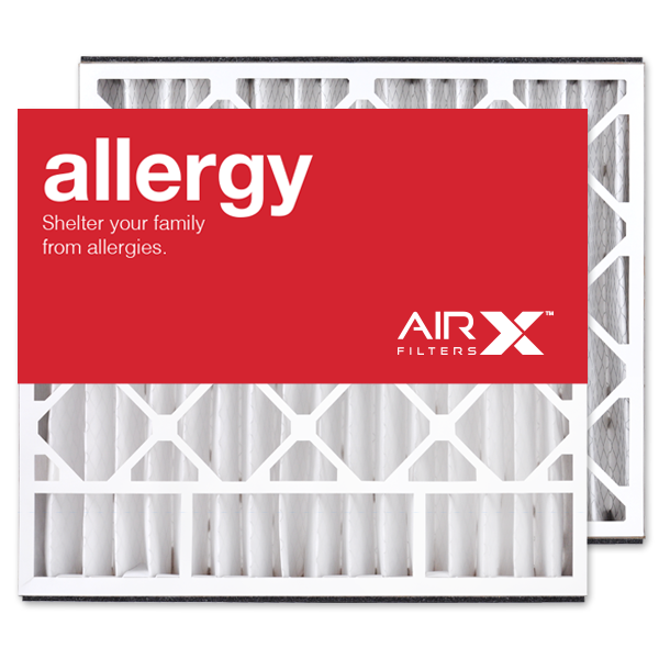 20x25x5 AIRx ALLERGY Skuttle 000-0448-002 Replacement Air Filter - MERV 11