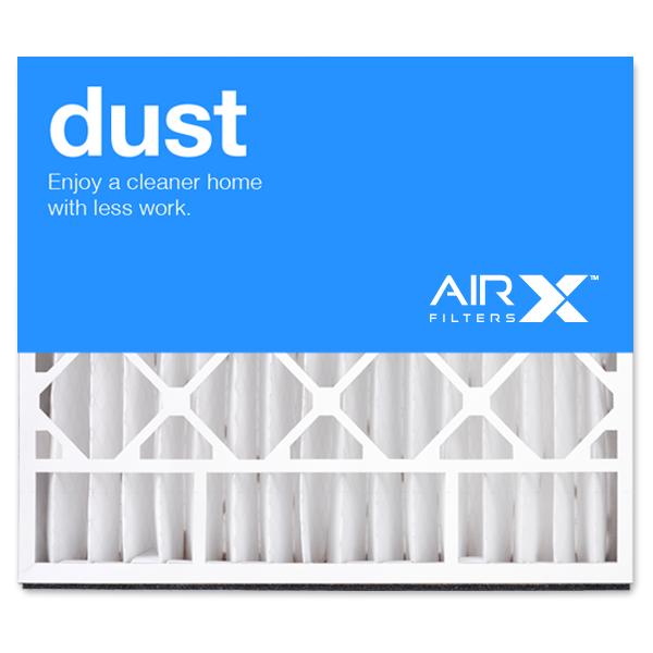 20x25x5 AIRx DUST Air Bear 255649-102 Replacement Air Filter - MERV 8