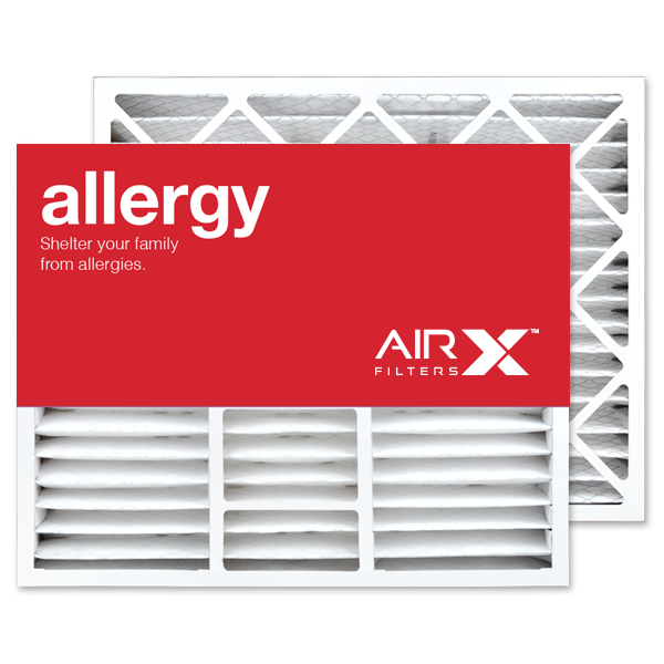 20x25x5 AIRx DUST Replacement for Lennox X6673 Air Filter - MERV 8