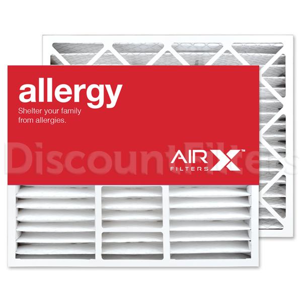Lennox Model X6673 Air Cleaner Filter Media for HCC20-28 - 20 x 25 x 5