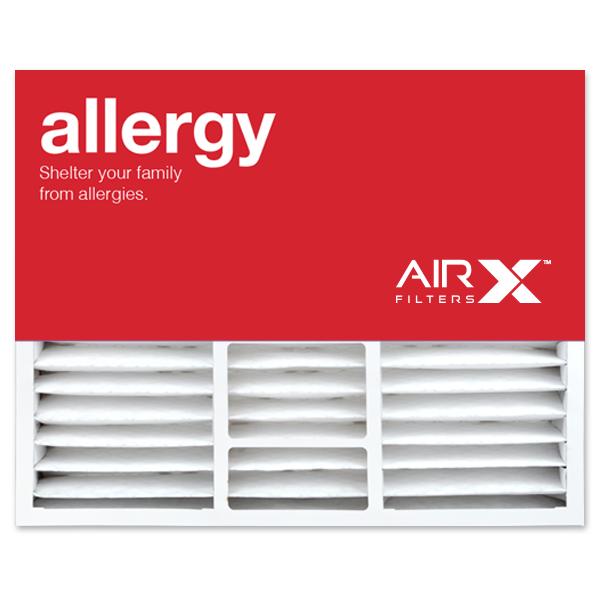 20x25x5 AIRx ALLERGY Honeywell FC100A1037 Replacement Air Filter - MERV 11