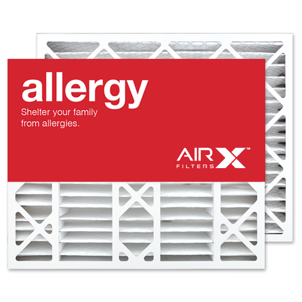 20x25x6 AIRX ALLERGY Aprilaire 201 Replacement Air Filter - MERV 11