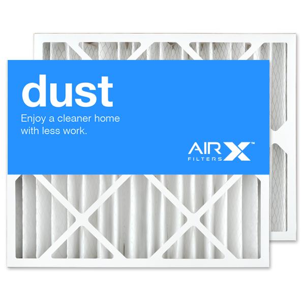 20x26x5 AIRx DUST White-Rodgers  FR2000-100 Replacement Air Filter - MERV 8