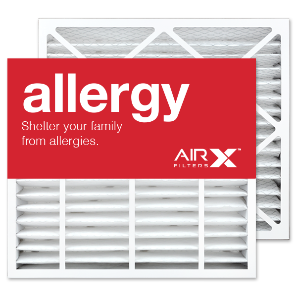 20x23x4 AIRx DUST Bryant/Carrier FILXXFNC-0024 Replacement Air Filter- MERV 8