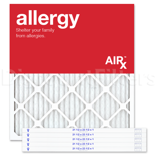 MERV 11 Replacement for Bryant/Carrier-21.5 x23.5x1- Allergy Reduction