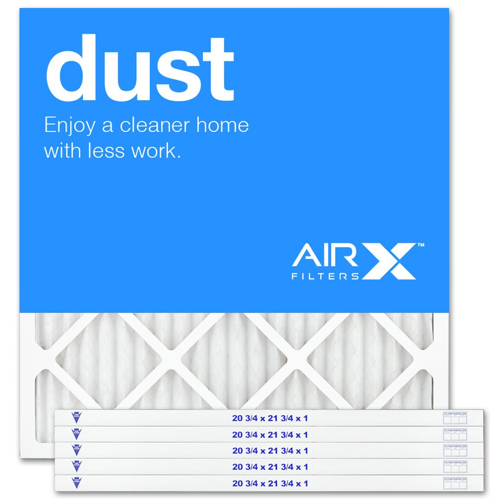 21x22x1 AIRx DUST Air FIlter -  MERV 8