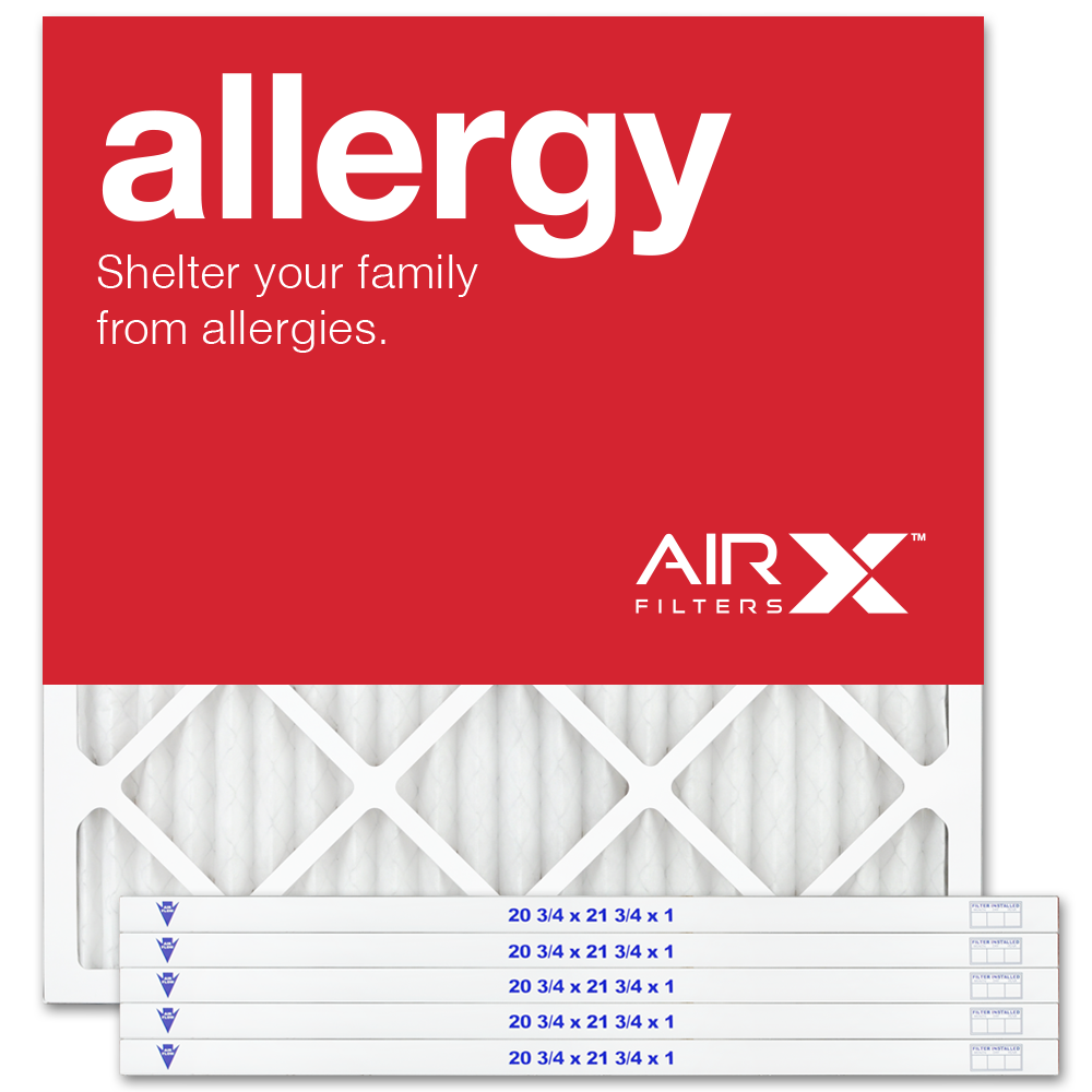 21x21x1 AIRx ALLERGY Air Filter - MERV 11