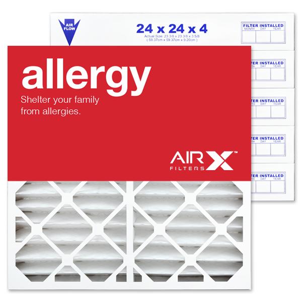 24x24x4 AIRx ALLERGY Air Filter - MERV 11