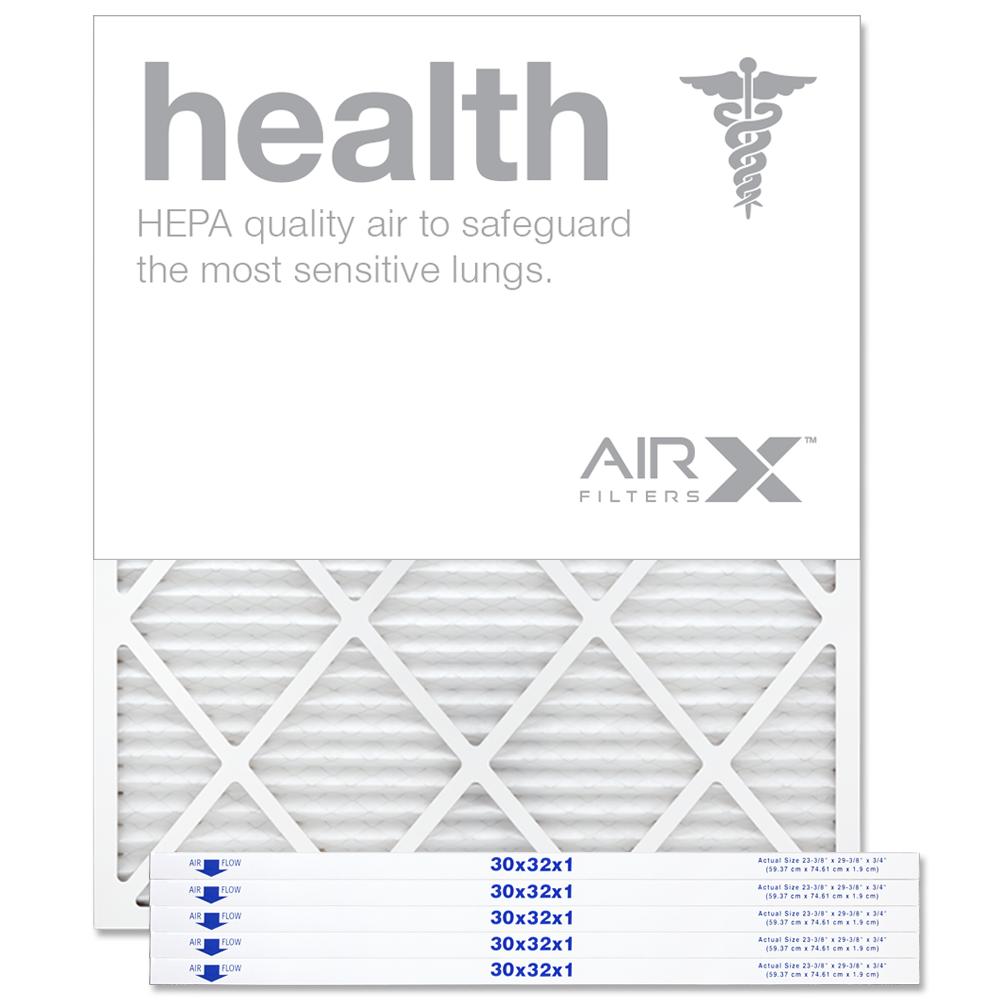 30x32x1 AIRx HEALTH Air Filter - MERV 13