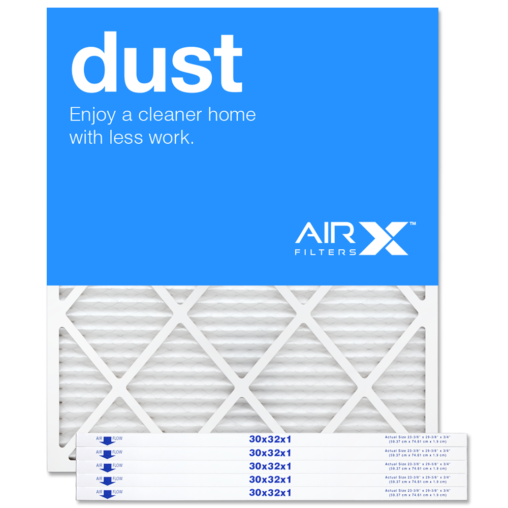 30x32x1 AIRx DUST Air Filter - MERV 8
