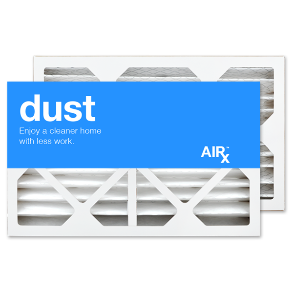 12x20x4 AIRx DUST Bryant/Carrier FILXXFNC-0014 Replacement Air Filter - MERV 8