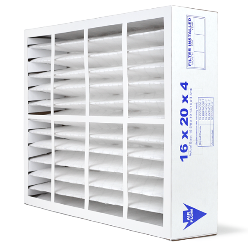 16x20x4.25 MERV 11 Bryant//Carrier FILBBFNC0017 Aftermarket Filters 2 Pack