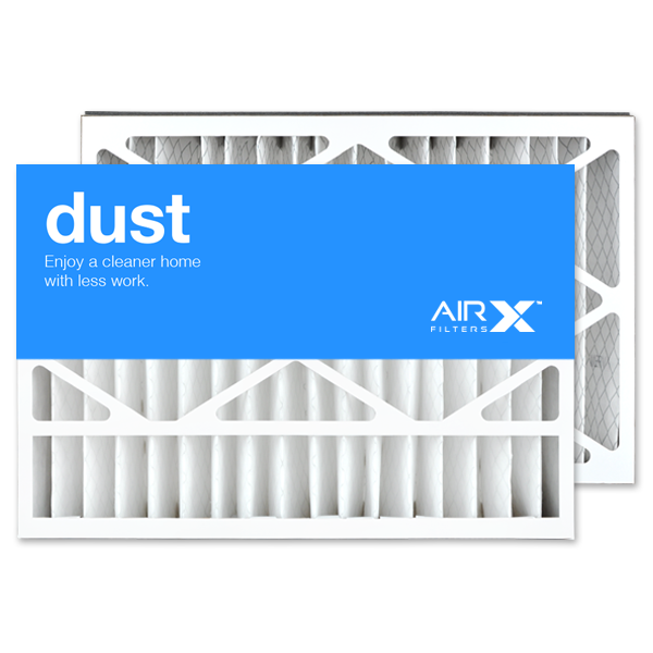 16x25x5 AIRx DUST Skuttle #000-0448-001 Replacement Air Filter - MERV 8