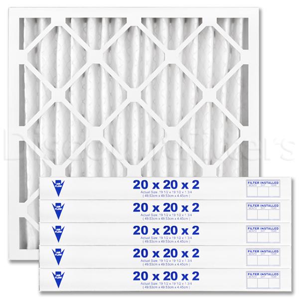 """20"""" X 20"""" X 2"""" MERV 11 Pleated Filter"""