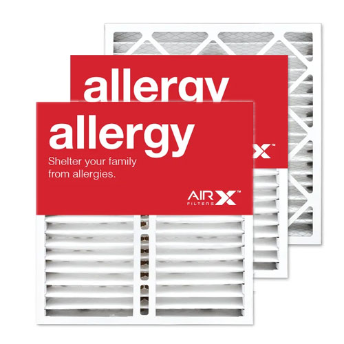 20x20x5 AIRx ALLERGY Honeywell FC100A1011 Replacement Air Filter - MERV 11