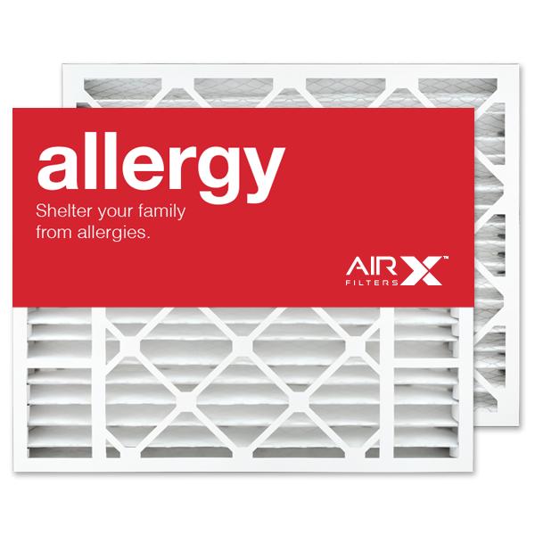 20x25x4 AIRx ALLERGY TopTech TT-FM-2025 Replacement Air Filter - MERV 11