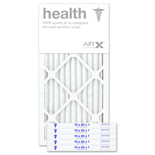 10x20x1 AIRx HEALTH Air Filter - MERV 13