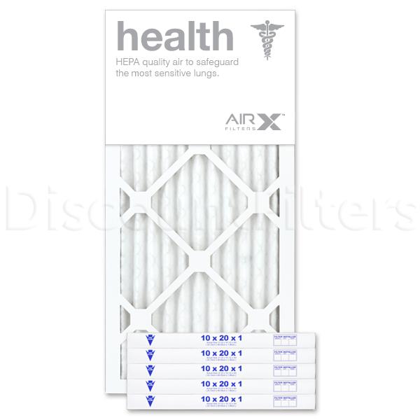 10x20x1 AIRx HEALTH Air Filter - MERV 13