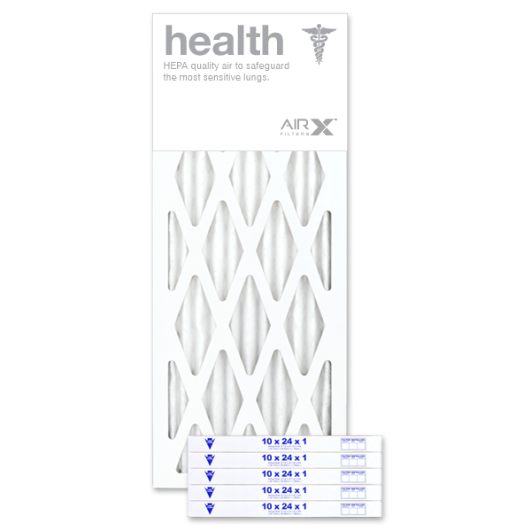 10x24x1 AIRx HEALTH Air Filter - MERV 13