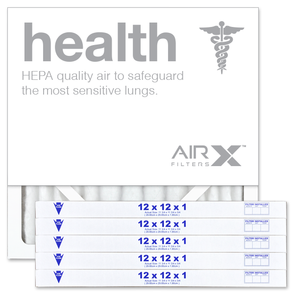 12x12x1 AIRx HEALTH Air Filter - MERV 13