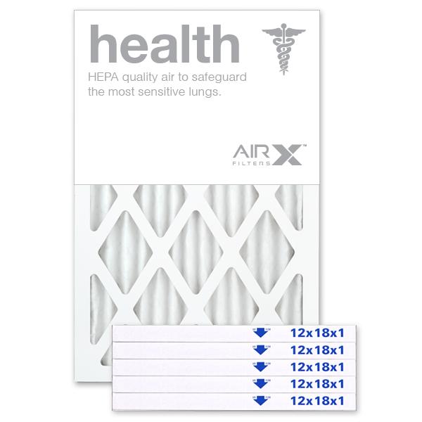 12x18x1 AIRx HEALTH Air Filter - MERV 13