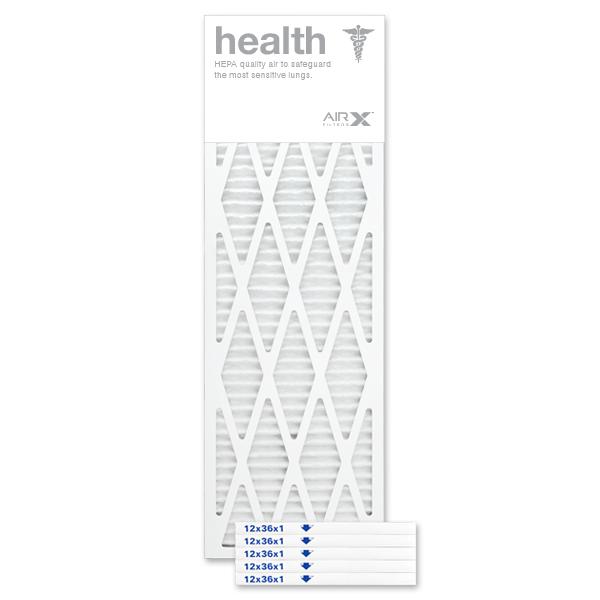 12x36x1 AIRx HEALTH Air Filter - MERV 13