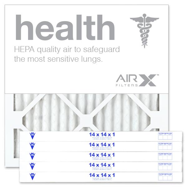 14x14x1 AIRx HEALTH Air Filter - MERV 13