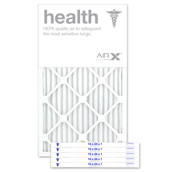 14x24x1 AIRx HEALTH Air Filter - MERV 13
