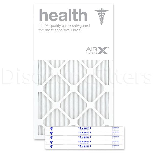 14x24x1 AIRx HEALTH Air Filter - MERV 13
