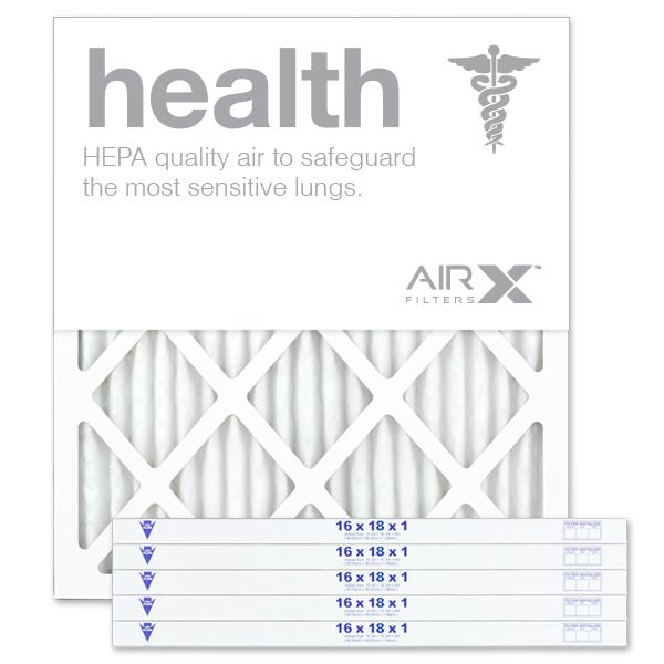 16x18x1 AIRx HEALTH Air Filter - MERV 13