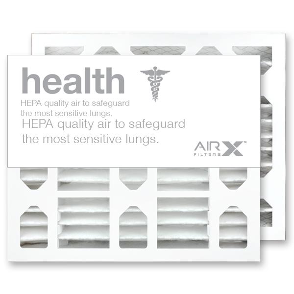16x20x5 AIRx HEALTH Honeywell FC100A1003 Replacement Air Filter - MERV 13